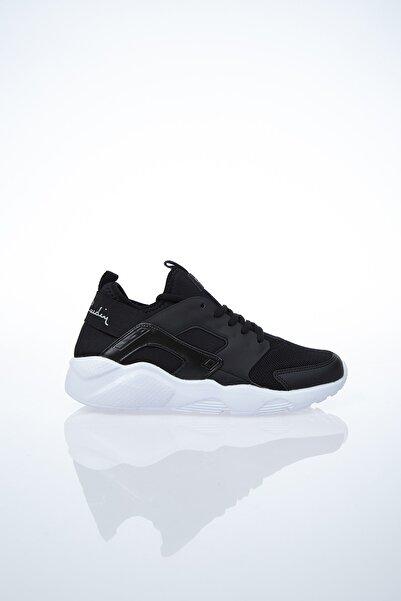 Pierre Cardin Kadın Günlük Spor Ayakkabı-siyah-beyaz Pcs-10276