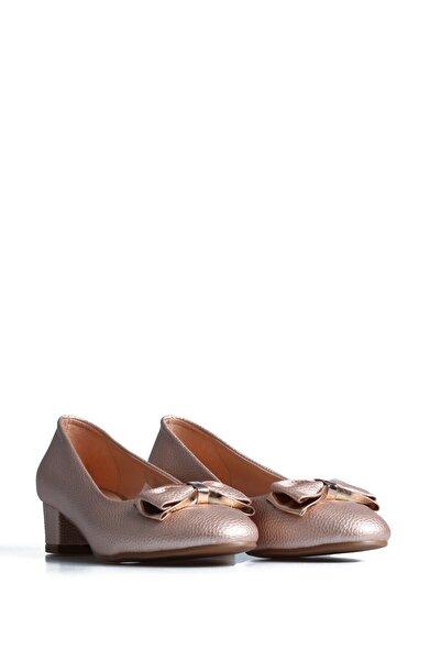 PUNTO Kadın Rose Günlük Topuklu Ayakkabı 544572