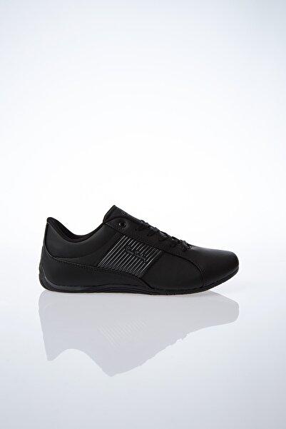 Pierre Cardin Erkek Günlük Spor Ayakkabı-siyah