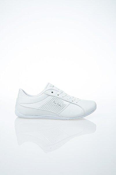 Pierre Cardin Pc-30074 Beyaz Erkek Spor Ayakkabı