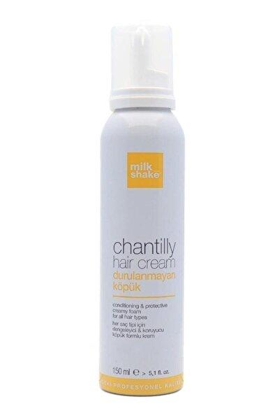 Milkshake Nemlendirici Saç Köpüğü 150 ml - Chantilly Hair Cream 8681127023633