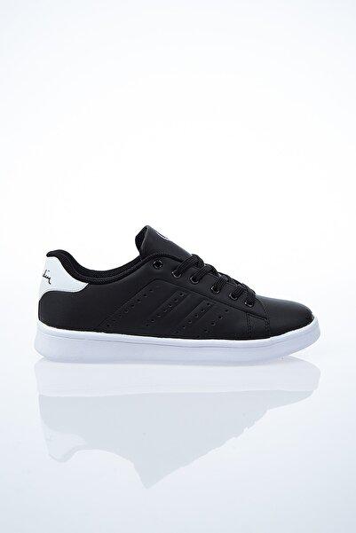 Pierre Cardin Kadın Günlük Spor Ayakkabı-siyah-beyaz Pcs-10144