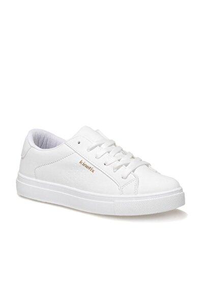 Kinetix Kadın Beyaz Poro 1fx Havuz Taban Sneaker