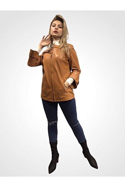 PARK İSTANBUL64 Kadın Sarı Ceket