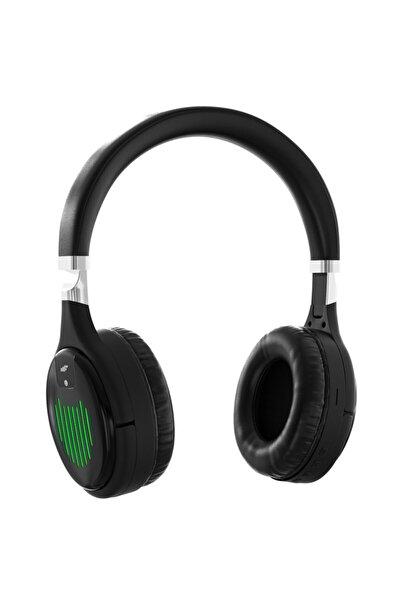 MF PRODUCT 0462 Kulak Üstü Kablosuz Bluetooth Kulaklık Siyah