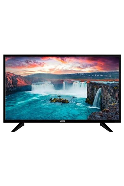 """Vestel 39H9400 39"""" 99 Ekran Uydu Alıcılı HD Ready Smart LED TV"""