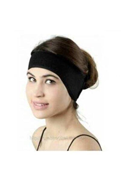 Unisex Siyah Kepçe Kulak Bandı