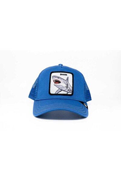 Goorin Bros Unisex MaviKöpek BalığıFigürlüStandart Şapka