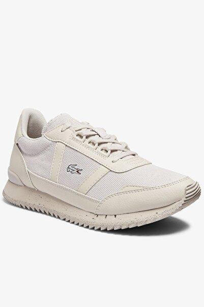Lacoste Partner Retro 0921 1 Sfa Kadın Bej Sneaker 741SFA0058