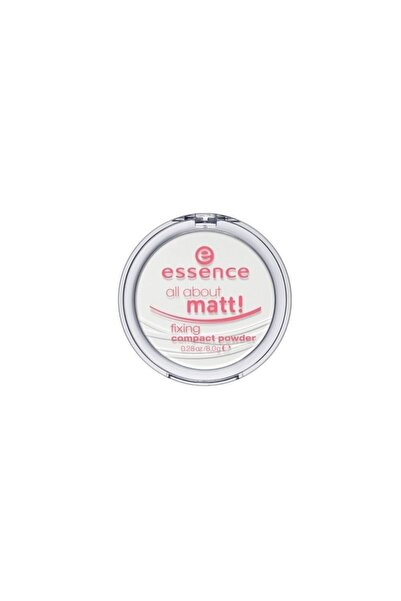 Essence All Mass About Matt! Fixing Kompakt Pudra