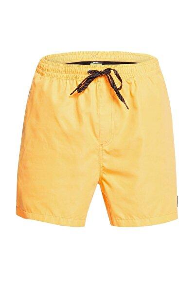 Quiksilver EVERYDAY VOLLEY 15 Sarı Erkek Şort 101106936