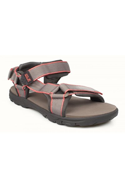 Jack Wolfskin Gri Z Seven Seas 3k Kadın Sandalet 4040061