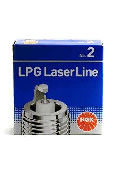 NGK 2 1497 Laser Line Lpg'li Araçlar Uyumlu Özel Buji 4 Adet