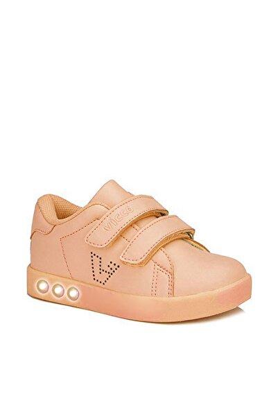 Vicco Unisex Bebek Turuncu Ayakkabı