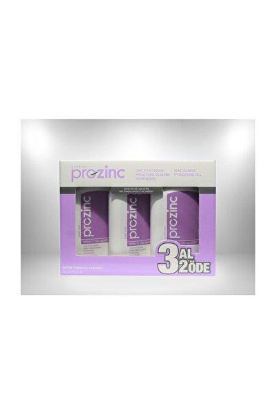 Prozinc Normal Ve Yağlı Saçlar Için Şampuan 3 X 300 ml 8697581240738