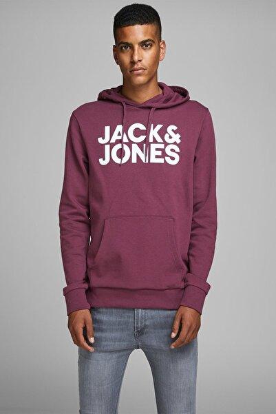 Jack & Jones Jack Jones Jjecorp Logo Sweat Hood 12152840