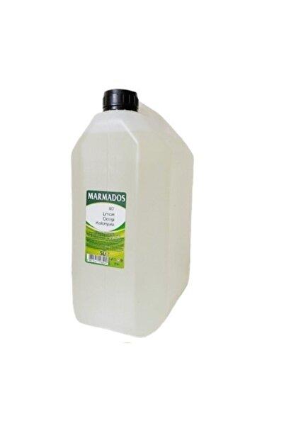 Marmara Kolonya Marmados 80 Derece 5 Litre Limon Kolonyası Sağlıklı Kalmak Elinizde