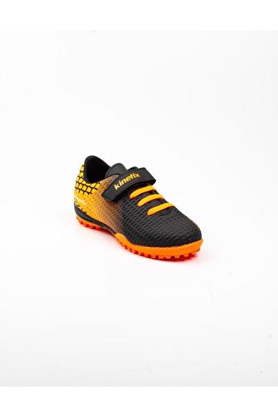 Kinetix Siyah Çocuk Halı Saha Ayakkabısı