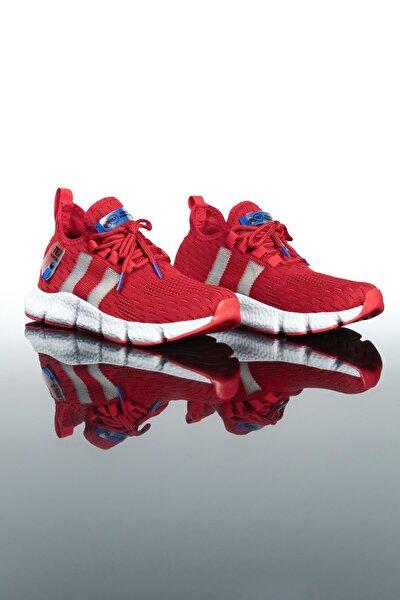 LETOON Erkek Kırmızı Spor Ayakkabı Te7