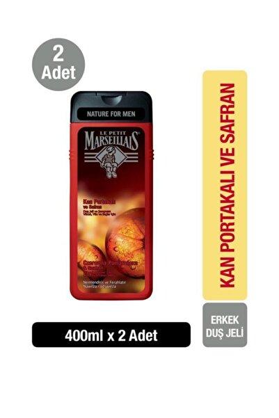 Le Petit Marseillais Kan Portakalı Ve Safran Duş Jeli 400mlx2