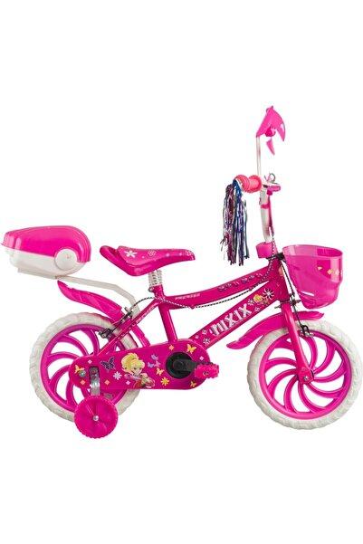 Klass 15 Jant Pembe Prenses Kız Çocuk Bisikleti