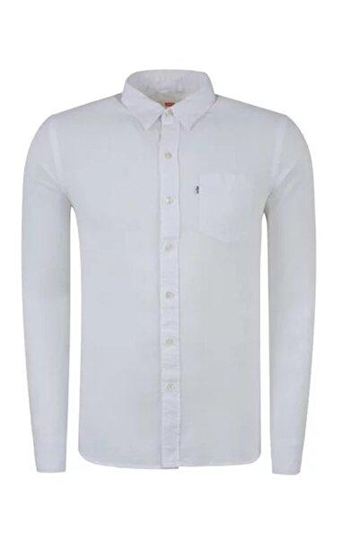 Levi's Erkek Beyaz Gömlek 65824-0371