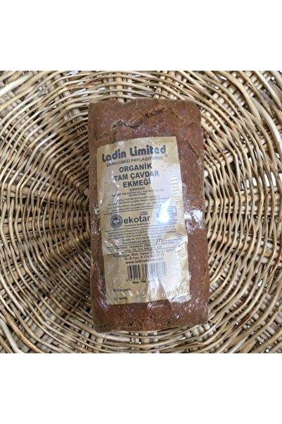 Ladin Ekmek Ladin Ekşi Mayalı Organik Tam Çavdar Ekmeği 700 G