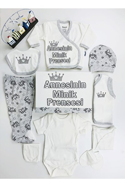 Miniworld Kız Bebek Annesinin Minik Prensesi 10'lu Hastane Çıkışı