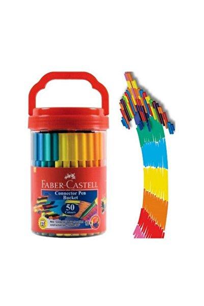 Faber Castell Eğlenceli Keçeli Kalem 50'li