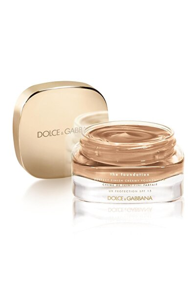 Dolce Gabbana Perfect Luminous Creamy Fondöten Bronze 144