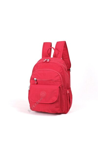 SMART BAGS Smb1187-0019 Kırmızı Kadın Sırt Çantası
