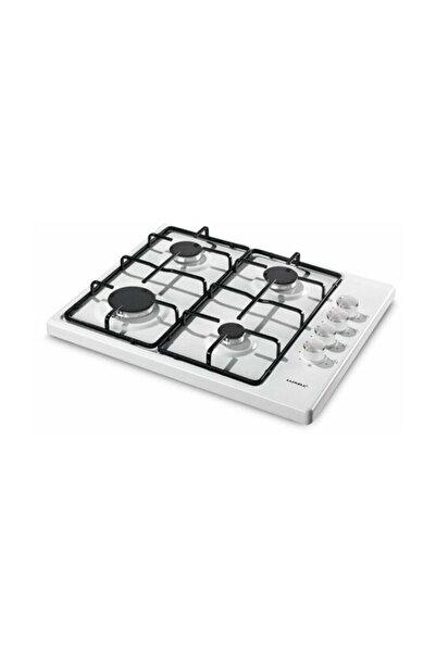 Luxell Gazlı Set Üstü Beyaz Ocak Lx-420 F Lpg
