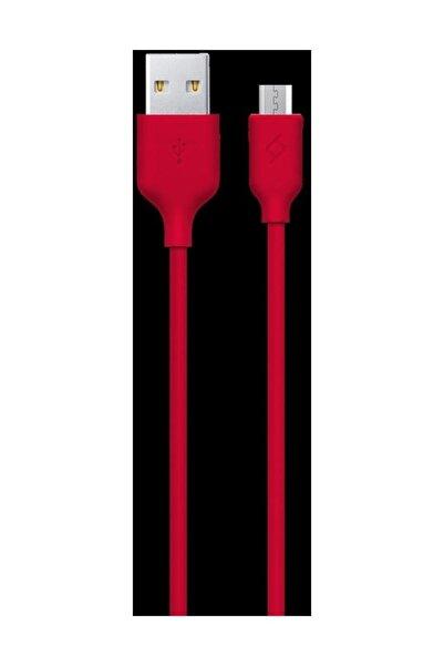 Ttec Micro Usb Kablosu-- Kırmızı