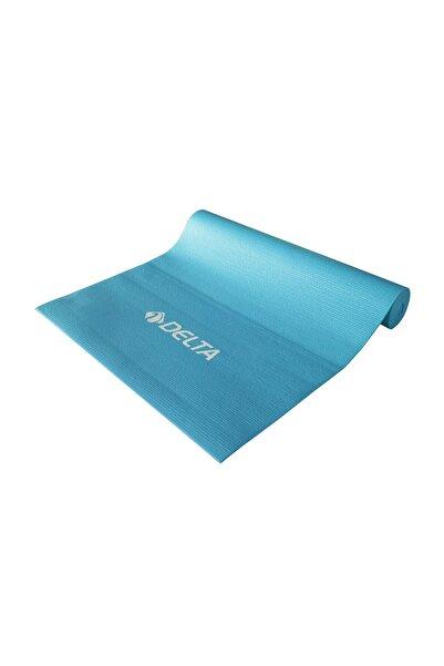 Delta Deluxe 6 Mm Pvc Pilates Minderi Yoga Mat Egzersiz Minderi
