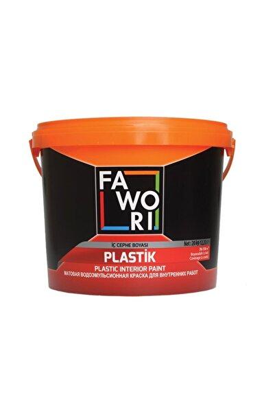 Fawori Plastik Iç Cephe Duvar Boyası 20 Kg.