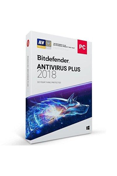 BITDEFENDER Antivirüs Plus Kutu 1yıl 1kullanıcı