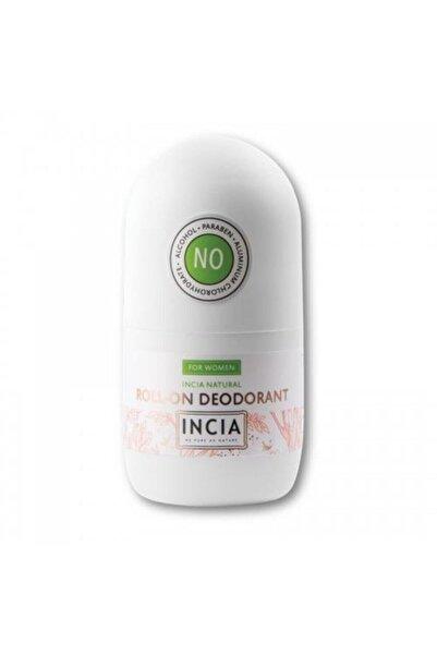 Incia Doğal Roll-on Deodorant Kadınlar Için 50 ml