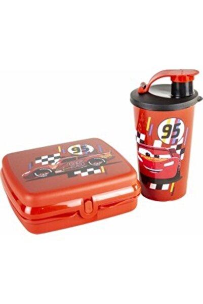 Tupperware Arabalar Beslenme Seti (disney Pixar Lisanslı)