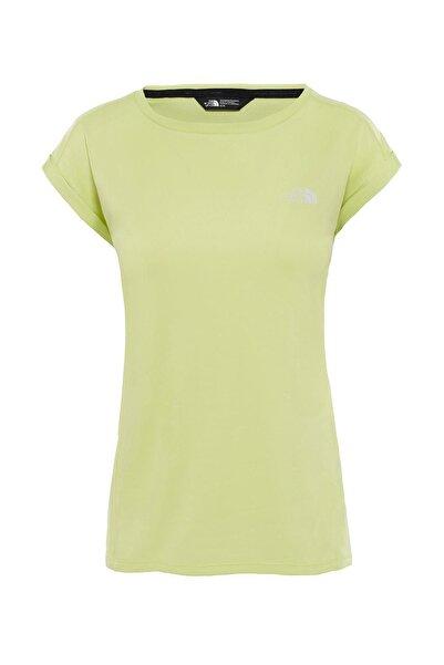THE NORTH FACE W TANKEN Yeşil Kadın T-Shirt 100523685