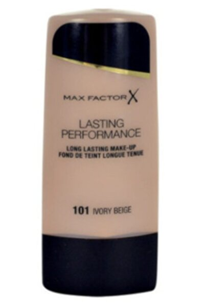 Max Factor Uzun Süre Kalıcı Sıvı Fondöten - Lasting Performance Foundation 101 Ivory Beige