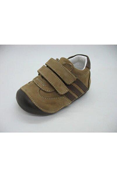 Toddler 0100 Deri Ortopedik İlk Adım Ayakkabı 19-23
