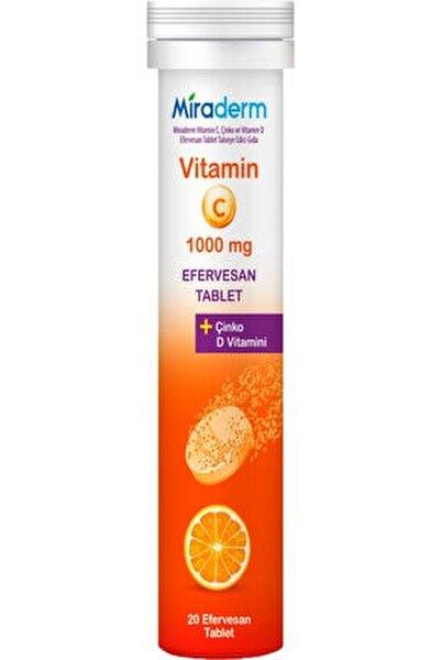 C Vitamini 3 Lü Etki 1000 Mg 20 Efervesan