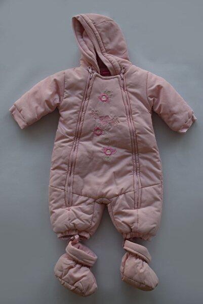 Minnoş Bebe Kız Bebek Kozmonot Tulum