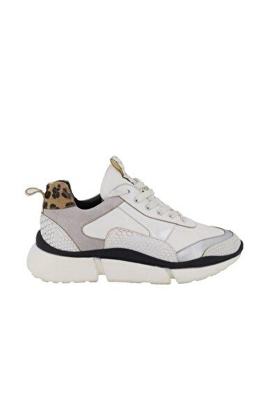 Hobby Prins Beyaz Kadın Spor Ayakkabı 80