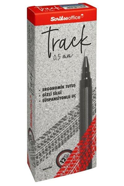 Scrikss Track Versatil Kalem (mekanik Kurşun Kalem) 0.5 Mm Altın Sarı (12 Li Paket)