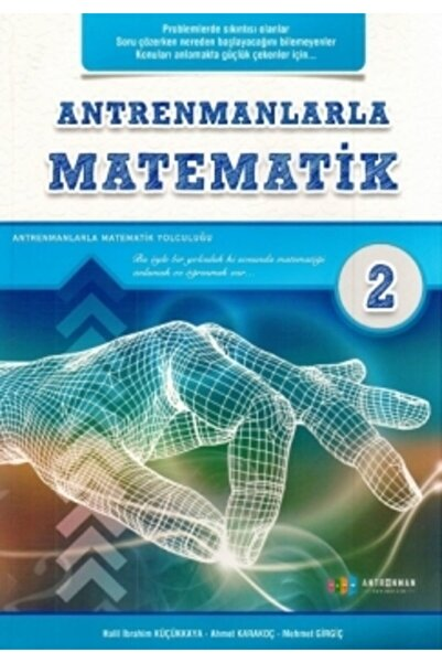 Antrenman Yayınları Antrenmanlarla Matematik-2