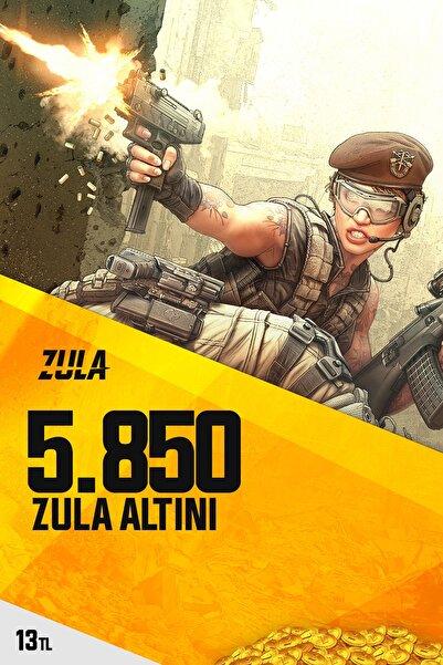 Lokum Games 5.850 Zula Altın