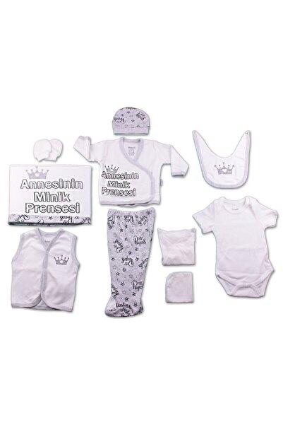 Miniworld Kız Bebek 10lu Hastane Çıkışı Annesinin Minik Prensesi