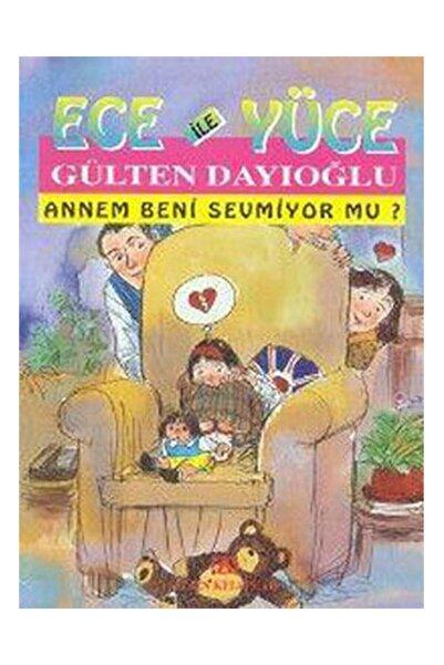 Altın Kitaplar - Çocuk Kitapları Ece Ile Yüce Annem Beni Sevmiyor Mu? (1. Ve 2. Sınıf) - Gülten Dayıoğlu