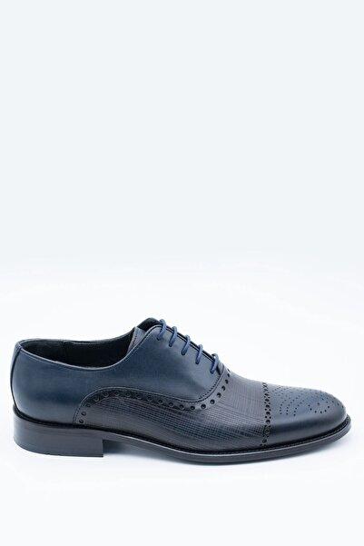 İgs Erkek Deri Klasik Ayakkabı I17523-20 M 1000 Lacivert